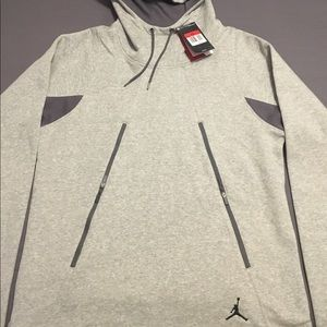 Jordan Other - Nike Air Jordan Classic Pullover Fleece Hoodie