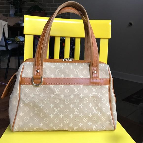 8d029a91485d Louis Vuitton Handbags - ❤FIRM PRICE❤Louis Vuitton Mini Lin Josephine Bag