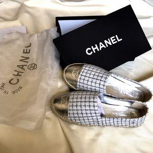 CHANEL Shoes - 💡 CHANEL ESPADRILLES