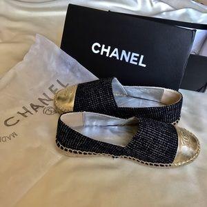 CHANEL Shoes - 🍾 CHANEL ESPADRILLES