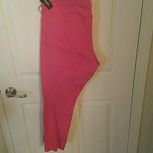 Old Navy Rockstar Skinny Jeans-Pink
