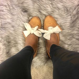 Nordstrom BP Lace-up Flats