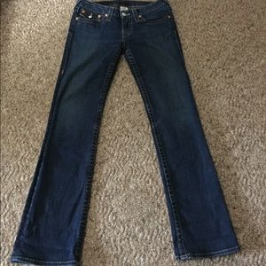 True Religion Denim - Women's True Religion Billy Straight Leg Jeans