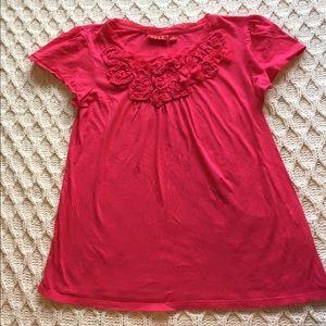 Elle Tops - Elle Short Sleeved shirt