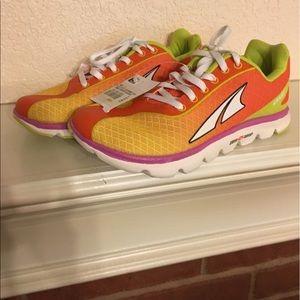 Altra Shoes - Altra One 2.5 running shoe, orange daiquiri