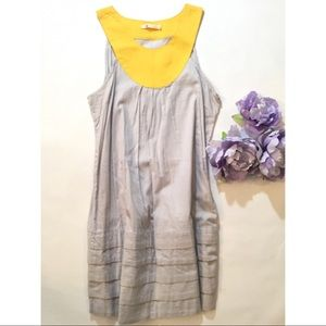 Tulle Dresses & Skirts - Gray and yellow summer dress