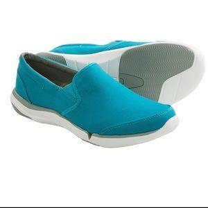 Teva Shoes - NEW TEVA WANDER SLIP-ON. Lake blue