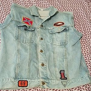 Guess by Marciano Other - Harley Davidson denim jacket