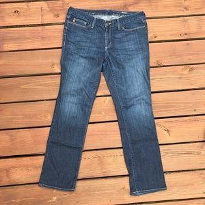 Eddie Bauer Denim - Eddie Bauer Modern Slim Straight Jeans