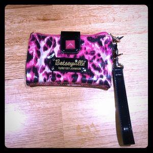 Betsey Johnson Handbags - Betsy Johnson wristlet