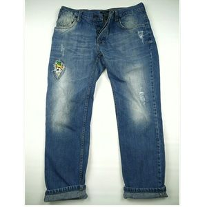 Antony Morato Other - Antony Morato Destroyed Distressed Tapered Jeans
