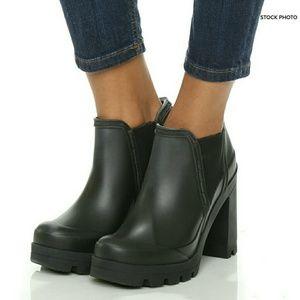 Hunter Shoes - HUNTER Original High Heel Shoe (See Sizing)