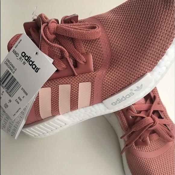 65ab6b710b99e Adidas NMD R1 Raw Pink 6.5 women