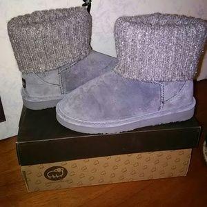 Lamo Shoes - Grey LAMO boots
