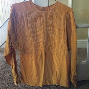 Ellen Tracy Tops - Silk blouse