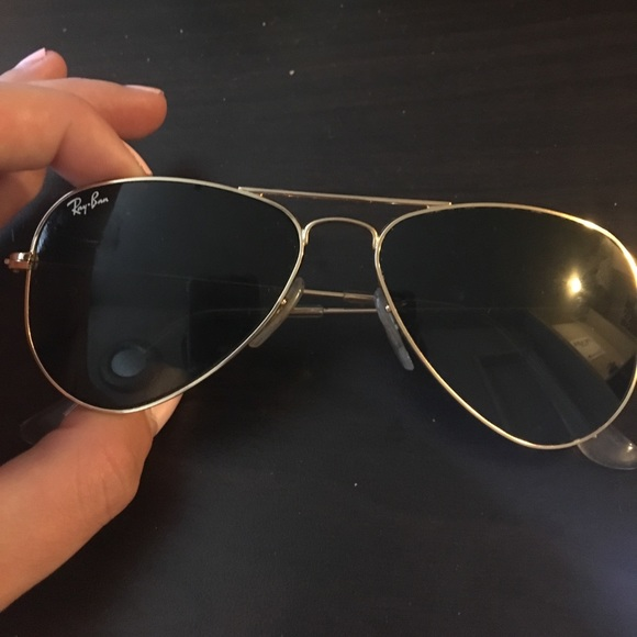 14dd97a39beadb Ray-Ban Aviator Extra Small Sunglasses. M 58fe824c2de5126d6901e812. Other  Accessories ...