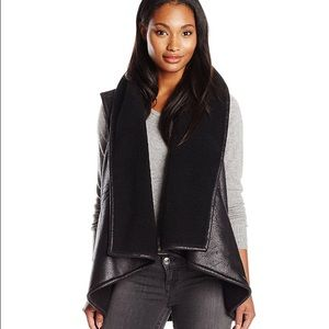 Catherine Malandrino Jackets & Blazers - NWOT Catherine Malandrino Sherpa Vest