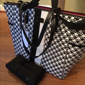 kate spade Handbags - Huge Kate spade ♠️ Diaper Bag Happy Mother's Day