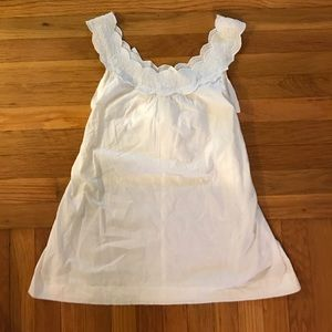 Motherhood Tops - Small White Motherhood Top