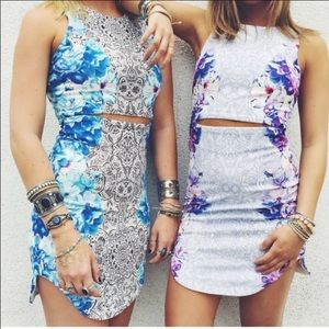 LF Dresses & Skirts - LF Rumor Boutique Cut out Dress