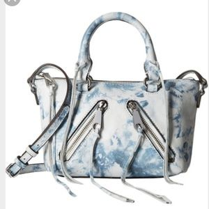 Rebecca Minkoff Handbags - Rebecca Minkoff Micro Moto Satchel