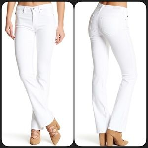 AG Adriano Goldschmied Denim - 🆕AG The Jodi White Denim Jeans