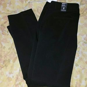 *Black Slacks from Nordstrom*NWT