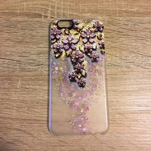 Casetify Accessories - CASETIFY iPhone 6S Hard Shell Transparent Case