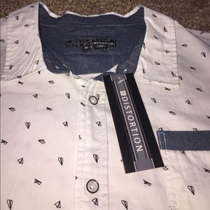 Other - NWT Men's Shirt✈️
