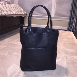 Dagne Dover Handbags - Dagne Dover Charlie tote black