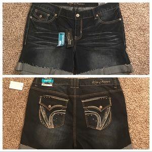 Ariya Pants - NWT Ariya Jean Shorts Size 16