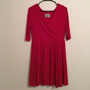 Judith March Dresses & Skirts - Judith March Red Dress Size Large