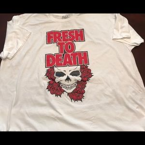 Other - Fresh to Death tee