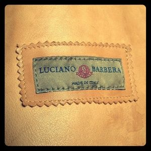 Luciano Barbera Other - Lucian Barbara total Leather jacket