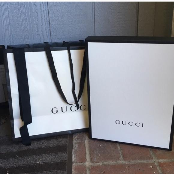 8c77547e64d Gucci Handbags - Gucci Gift Box Large