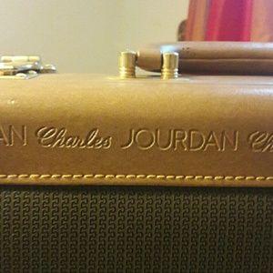 Charles Jourdan  Other - Collectors! CHARLES JOURDAN Actif Paris Briefcase