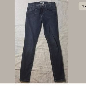 Frame Denim Denim - Frame le skinny de Jeanne jeans