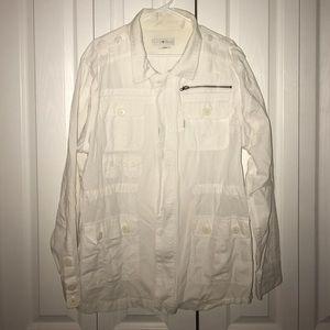 Five Four Other - Five Four zip up light jacket/shirt