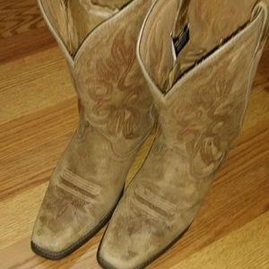 Laredo Shoes - Laredo Leather cowboy boots