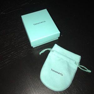 Tiffany & Co. Accessories - Tiffany & Co. box with sack