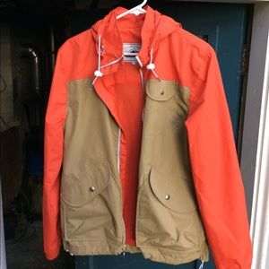 Penfield Other - Penfield Rochester two-tone rain jacket