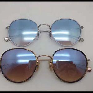 Garrett Leight Accessories - 💯 Garrett Leight Paloma Sun oversized round