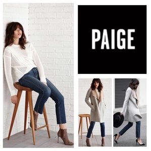 Anthropologie Denim - Anthropologie Paige Jacqueline High Rise Jeans.NWT