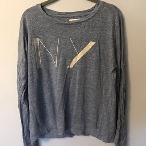 Madewell Tops - Madewell Relaxed shirt