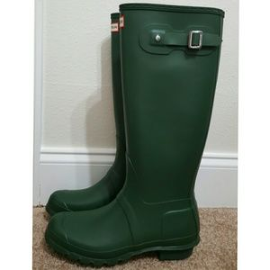 Hunter Shoes - NEW Hunter water boots sz 9