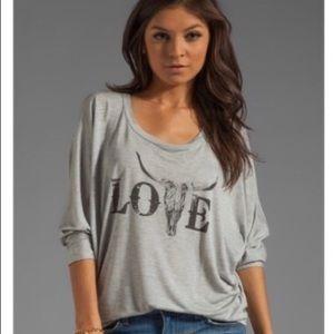 Haute Hippie Tops - 🎉 Haute Hippie Longhorn shirt 🎉