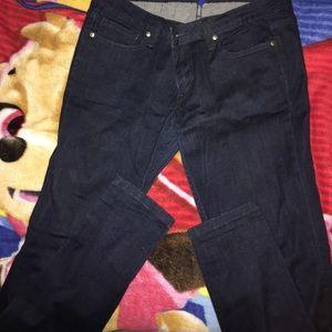 Vigoss Denim - Skinny blue jeans size 9/10
