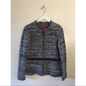 Narciso Rodriguez Sweaters - Peplum Cardigan | Narcisco Rodriguez Design Nation