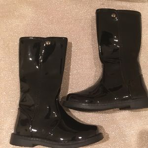 Tucker + Tate Other - Tucker & Tate patent leather girls boots size 7D
