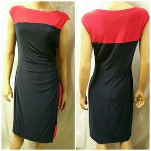 Ralph Lauren sheath dress. NWT. Size 8